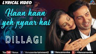 Haan Haan Yeh Pyaar Hai -LYRICAL VIDEO   - YouTube