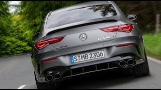 2020 Mercedes AMG CLA 45 4MATIC+ - The World's Most Powerful Series Production Four Cylinder
