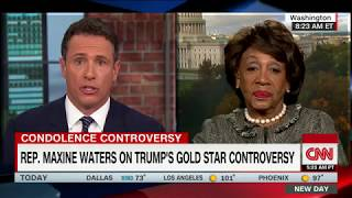 Rep. Maxine Waters: I will