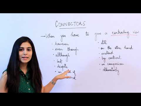 IELTS Online Classes - Free Full Course - Writing - Connecting words for Coherence and Cohesion