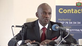 Alain-Aimé Nyamitwe: «Que des rumeurs! Le Burundi n'est pas retiré de la MINUSCA…»
