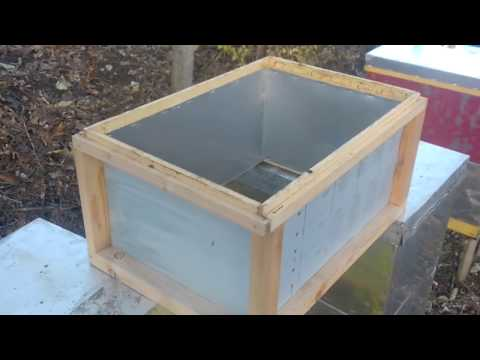 Пчеловодство. Мои недоделанные корпуса, плюсы и минусы. 10 ноября 2016