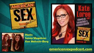 Kate Loree: Unicorn of Relationship & Marriage Therapy - American Sex Podcast ep10