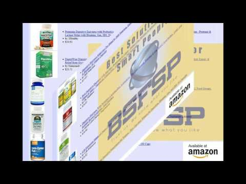 Top 20 Digestive Enzymes Review Or Weight Loss Products That Work Fast 001