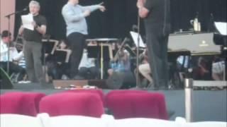 Steve Miller Concert Sound Check