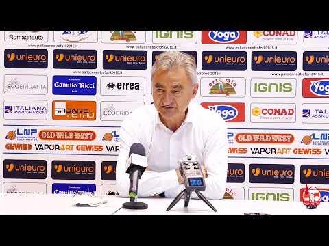 La conferenza stampa di Nicosanti, Pasquali e Dell'Agnello