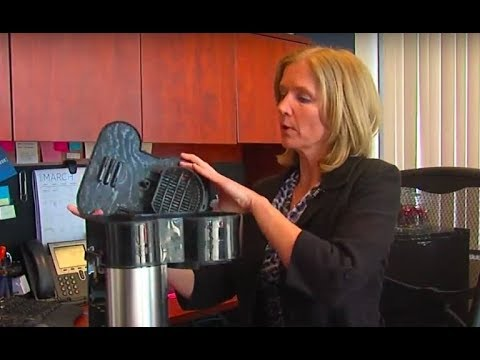 After Getting Sick Every Morning For Months, Woman Uncovers Dreadful Sight In Her Coffee Pot
