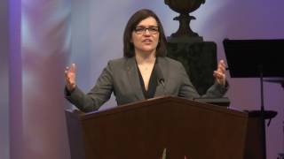 Breaking the Glass Ceiling of Your Spirituality | Rev. Jeanmarie Eck