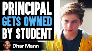 Principal Scolds This Student What Happens Next Is So Shocking | Dhar Mann