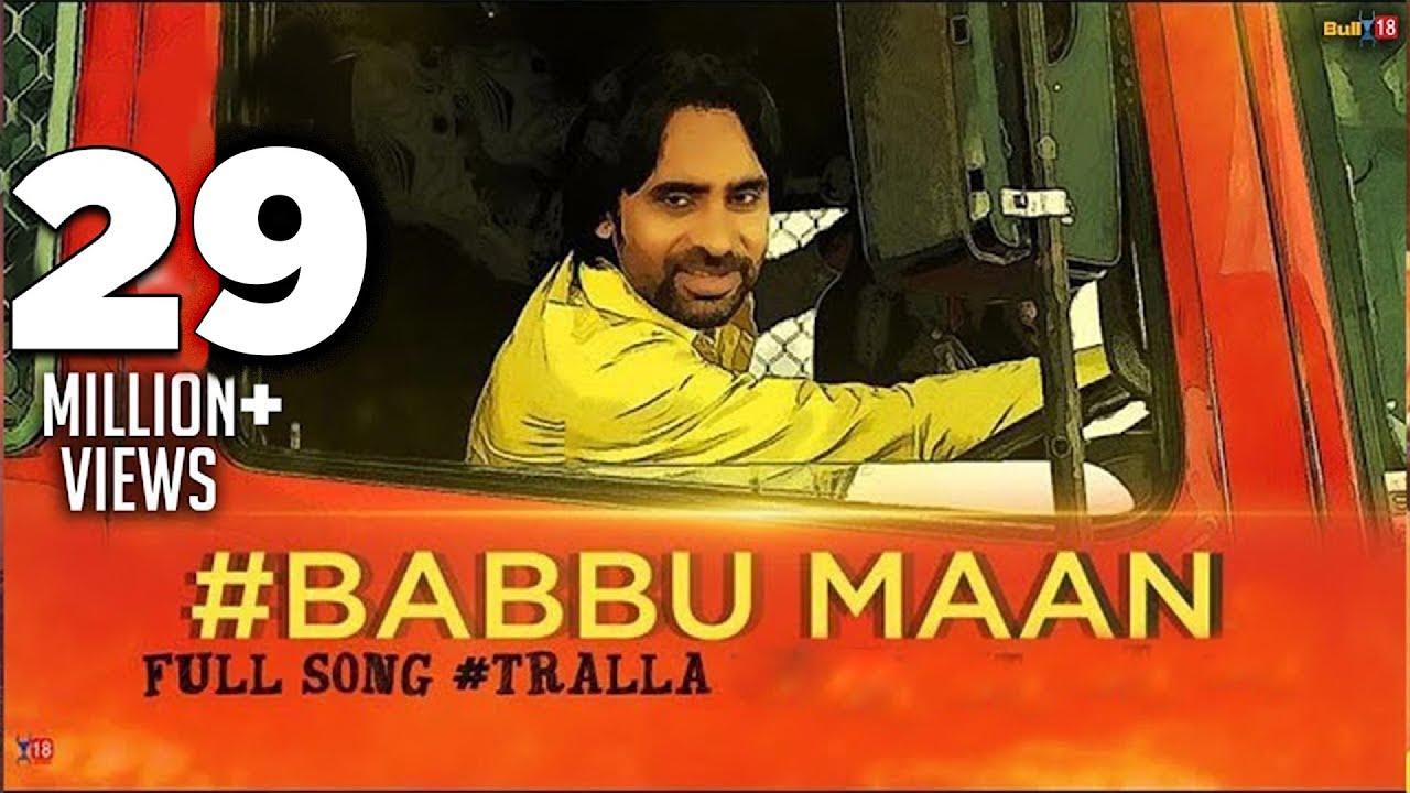 Babbu Maan - Tralla     Full Video     2013     Talaash