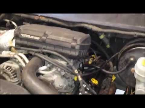 2003 Ford Ranger Engine Diagram 02 Dodge Durango Wiring 2001 Ram 1500 - Intake Manifold And Plenum Gasket Repair Part 1 Auto Videosauto ...