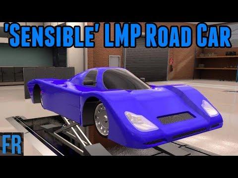 'Sensible' LMP Road Car - Automation
