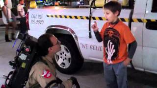 The Real Tampa Bay Ghostbusters at AMC Theaters for The Ghostbusters Re-Release