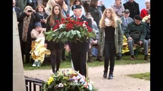 preview picture of video 'Commémoration du 70ème anniversaire de la Libération de Metz'