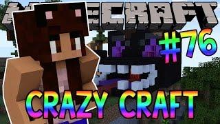 Minecraft: YouTuber Survival #76 - Ender Dragon Head (Minecraft Crazy Craft 3.0 SMP)