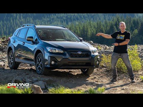 2021 Subaru Crosstrek Sport 2.5 Review and Off-Road Test