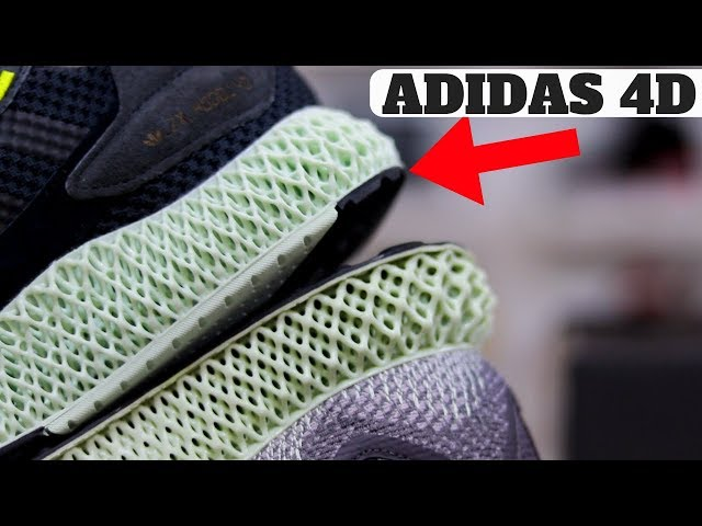 IS ADIDAS 4D TECHNOLOGY ALREADY DEAD? ZX 4000 4D Review!