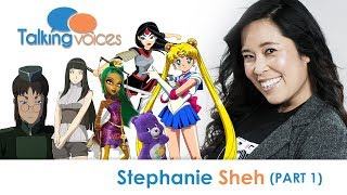 Stephanie Sheh | Talking Voices (Part 1)