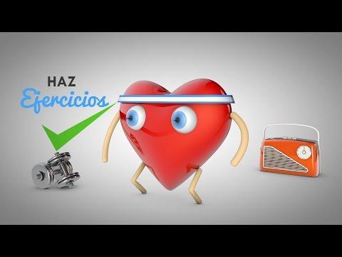 Fuerte aumento del estado de la presión arterial