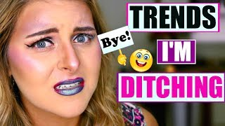 10 MAKEUP TRENDS THAT NEED TO DIE! | 2017
