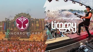 Timmy Trumpet | Tomorrowland Mainstage 2019 | Drops Only 🔥