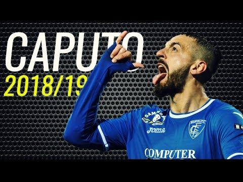 Francesco Caputo • 2018/19 • Empoli • Magic Skills, Passes & Goals • HD