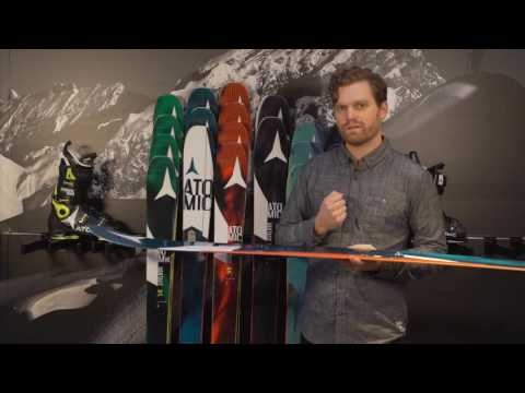 16/17 Atomic Vantage Alpine Skis