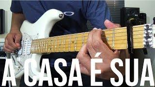 A Casa É Sua - Julliany Souza + Léo Brandão | Casa Worship - Guitarra