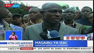 MASAIBU YA IEBC: Maafisa wa IEBC wagoma Samburu