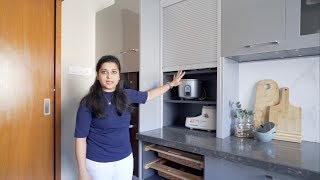 An Organised  Kitchen For Every Storage Need | Mumbai
