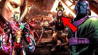 Avengers 4  FULL LEAKED PLOT REVEALED?! Kang The Conqueror Is The Villain Not Thanos!!