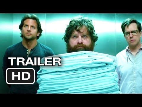 The Hangover Part III Commercial (2013) (Television Commercial)