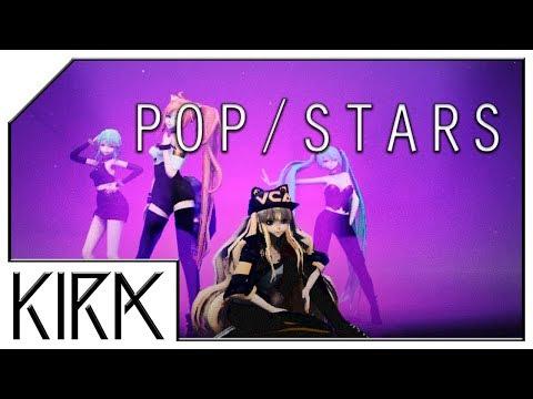 KIRA - POP/STARS ft. Gumi, Miku, SeeU, Uni (K/DA Cover)