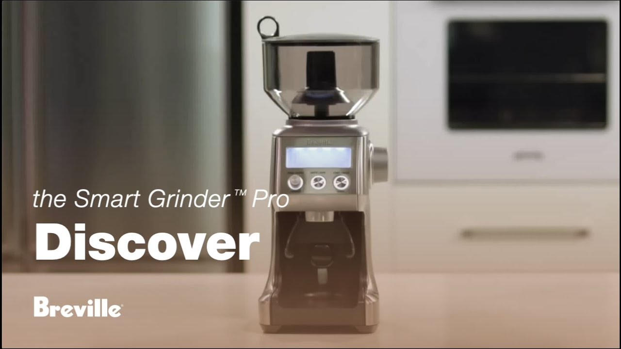 Breville Smart Grinder Pro | Product Overview