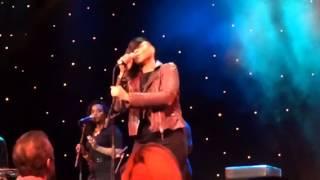 Gabrielle Say Goodbye Live Canary Wharf Unplugged
