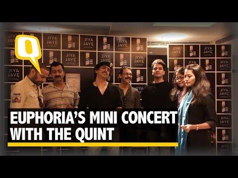 "Watch a ""Woke"" Palash Sen Rapping Badshah's Songs! | The Quint"