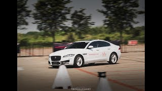 SpeedloverZ at Jaguar The Art Of Performance Event