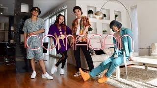 COMAGAIN / Akane, Rudebwoy Face, Rueed feat Pushim