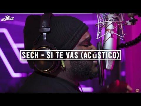 Download Sech - Si Te Vas (Acústico) Mp4 HD Video and MP3