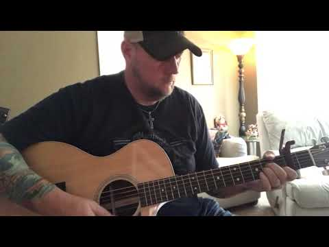 I Don't Drink Anymore - Jason Aldean (acoustic cover) (please check out lesson)
