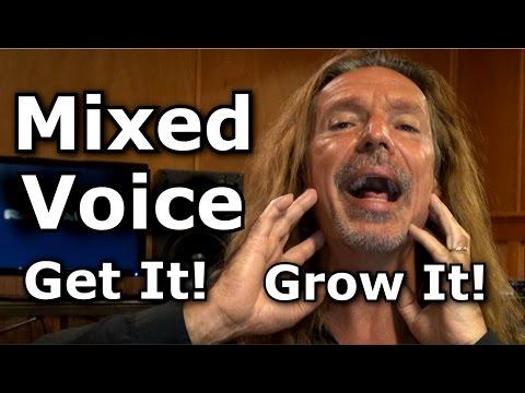 chesty mix voice — Ken Tamplin Vocal Academy Singers Forum