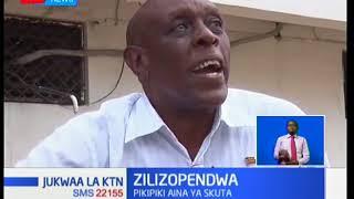 Zilizopendwa: Pikipiki aina ya skuta