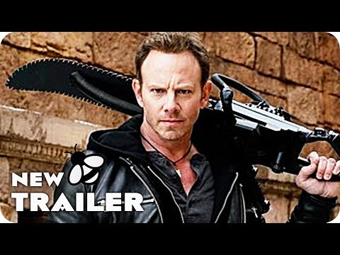 Sharknado 6 The Last Sharknado Teaser Trailer (2018) Syfy movie
