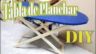 Haciendo Tabla Para Planchar De Madera (making Wooden Ironing Board)