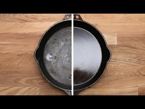 Learn How To Prepare Cook With And Clean A Cast Iron