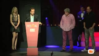 Las Polémicas Palabras De Los 'Ilustres Ignorantes' Al Recoger Su Premio En El FesTVal