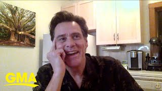 Jim Carrey Talks About His New Book, Memoirs And Misinformation L GMA
