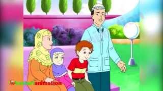 Doa melihat pemandangan indah bag-2 - Kastari Animation Official