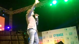 Labon Ko, KK live at Cybage Annual Bash 2015