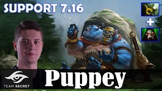 Puppey - Ogre Magi Roaming | SUPPORT 7.16 Update Patch | Dota 2 Pro MMR Gameplay